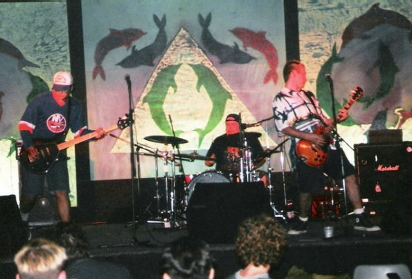 first Radfords show as a 3-piece at the Exchange, June 19, 1999