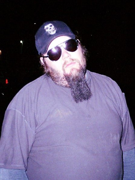 Danny in April 2003